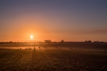 Dusty Sunset - Chris Schultz