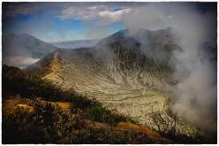 Ijen Crater - Judy Sara