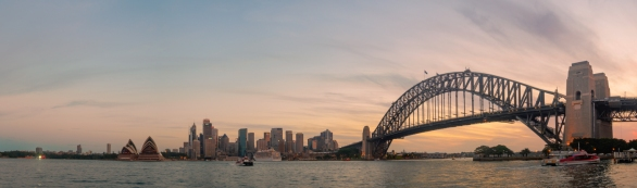 Kirribilli Sunset - Anthony Kernich
