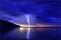 Lighting up the Rain - Helen Whitford