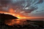 Colour_Helen Whitford_Sunset through theRain