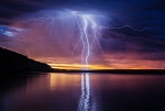 Lightning Over Onkaparinga – JamesAllan