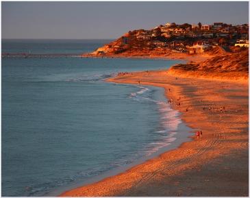 Beach Sunset - Peter Miller