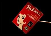 Red Head - Eric Budworth