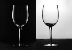 Two Glasses - James Allan