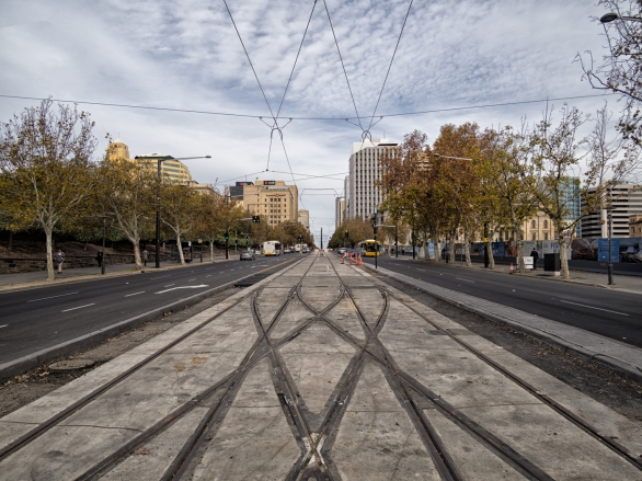 Tram Lines - Anthony Kernich