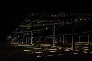Car Park at Night - Judy Sara