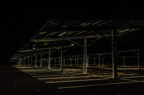 Car Park at Night - Judy Sara