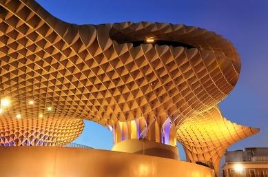 Seville Parasol - James Allan