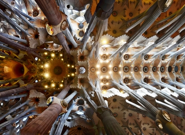 Gaudi Cathedral - James Allan