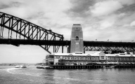 Sydney Harbour - Di Gage