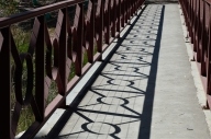 Walkway Shadow - Glenn Langley