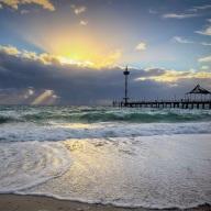 Sunset - Bev Langley