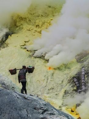Mining Sulphur - Judy Sara
