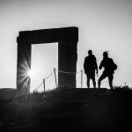 Tourists at the Gate – JudySara