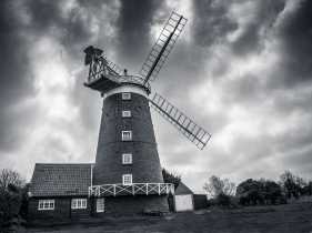 Paul Hughes_Burnham Overy Windmill, Norfolk