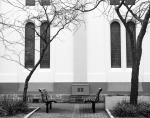 D8. Sheila Gatehouse_The Trees Are Bare, So Are The Chairs_Mono_Open