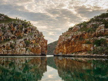 Judy Sara - At Horizontal Falls