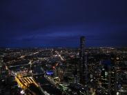 Vicki Kramer - Melbourne Blue