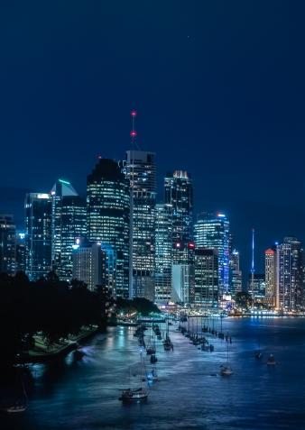 Judy Sara - Brisbane River
