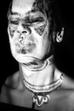 Vicki Kramer - Face Projection