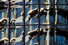 Frances Allan - Reflections Urban Landscape