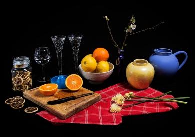 Frances Allan - All things Citrus