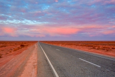 Vicki Kramer - Outback Sunrise
