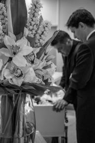 Vicki Kramer - Loving sons bidding farewell